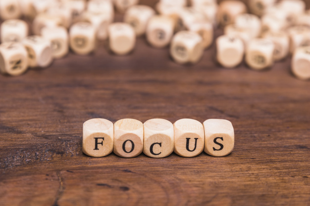 stay focused at work