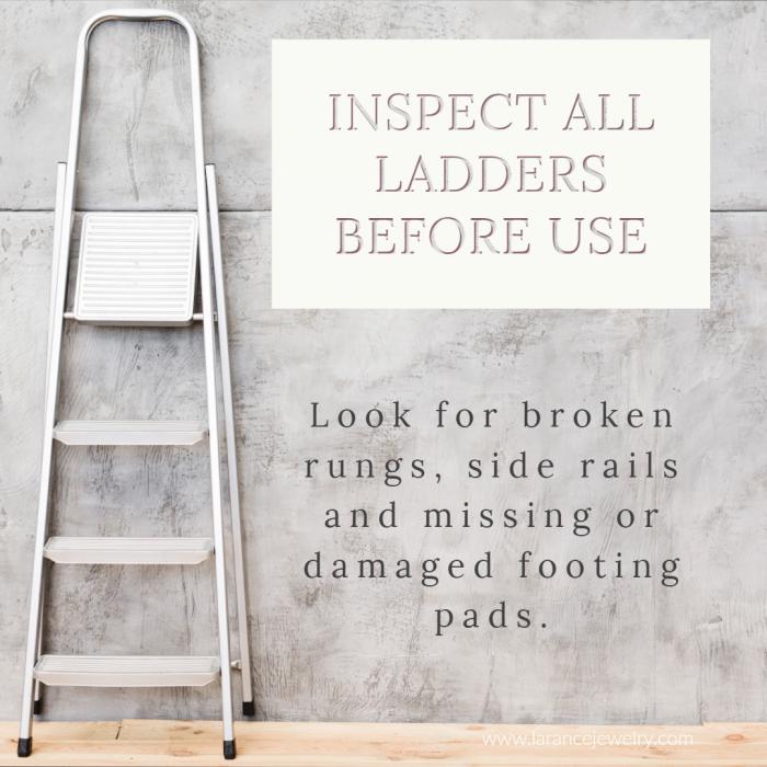 Inspect Ladders 1