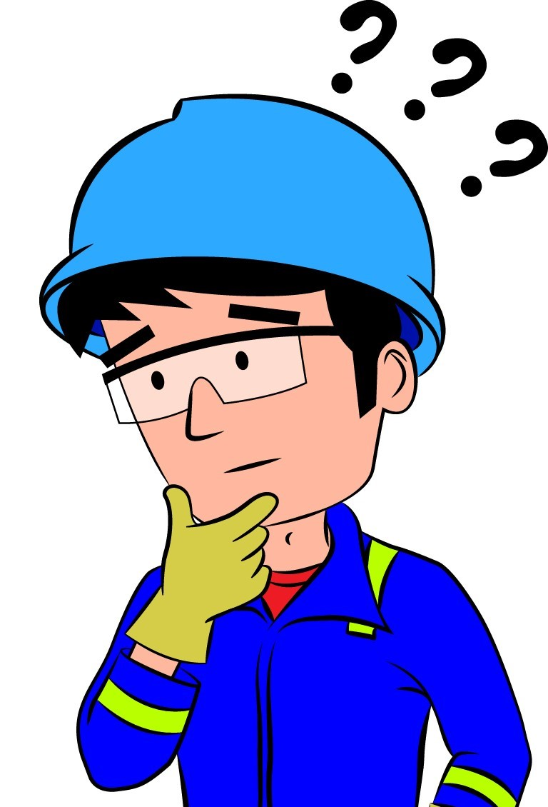 Confused Worker2